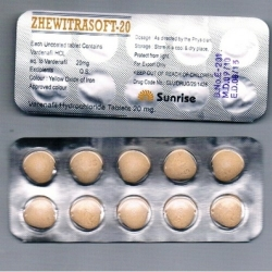 Левитра Софт 20 мг 40 таб